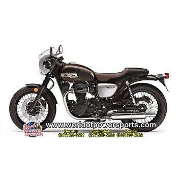 2019 Kawasaki W800 for sale 200730925