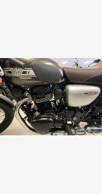 2019 Kawasaki W800 for sale 200773374