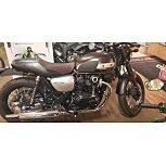 2019 Kawasaki W800 for sale 201185159