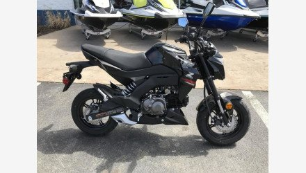 2019 Kawasaki Z125 Pro for sale 200661181