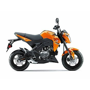 2019 Kawasaki Z125 Pro for sale 200687021