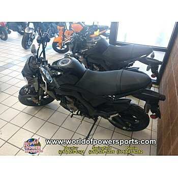 2019 Kawasaki Z125 Pro for sale 200693621