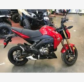 2019 Kawasaki Z125 Pro for sale 200697525
