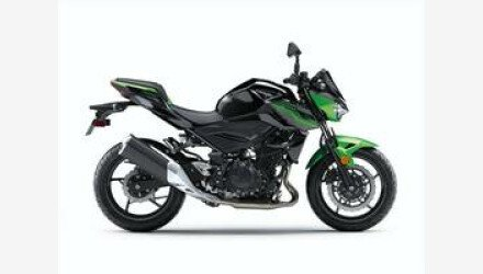 2019 Kawasaki Z400 for sale 200695860