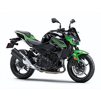 2019 Kawasaki Z400 for sale 200704057