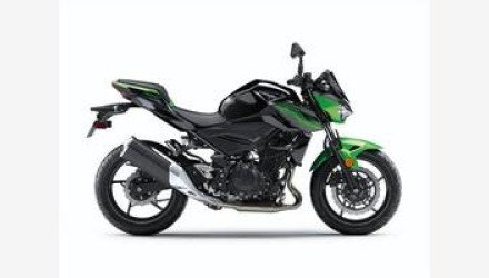 2019 Kawasaki Z400 for sale 200713094