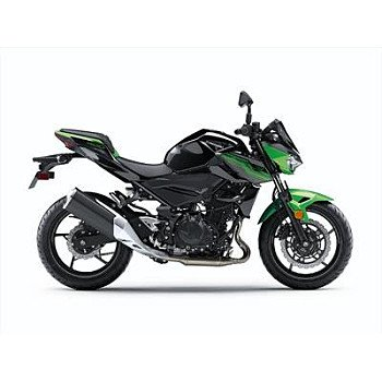 2019 Kawasaki Z400 for sale 200714915