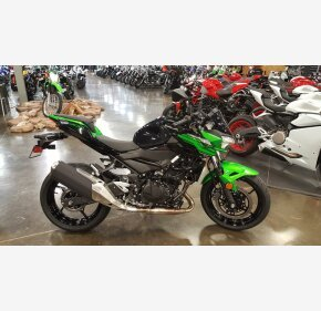 2019 Kawasaki Z400 for sale 200715588
