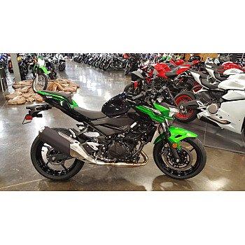 2019 Kawasaki Z400 for sale 200715588