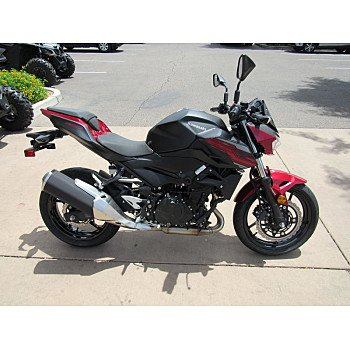 2019 Kawasaki Z400 for sale 200717012