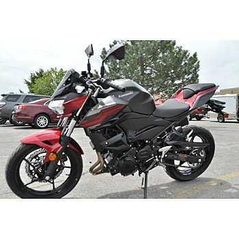 2019 Kawasaki Z400 for sale 200741821
