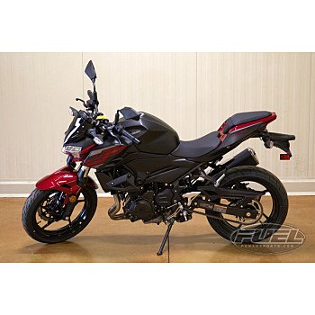 2019 Kawasaki Z400 for sale 200744504