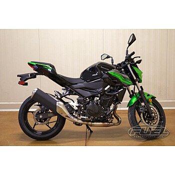 2019 Kawasaki Z400 for sale 200746539