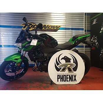 2019 Kawasaki Z400 for sale 200770903