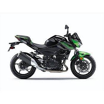 2019 Kawasaki Z400 for sale 200772223