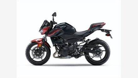2019 Kawasaki Z400 for sale 200773307
