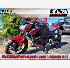 2019 Kawasaki Z400 for sale 201009554