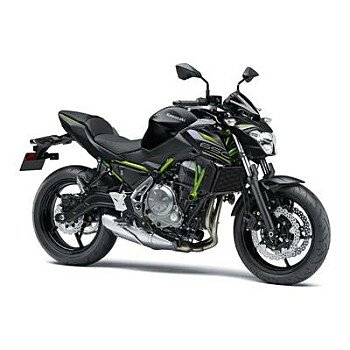 2019 Kawasaki Z650 for sale 200640561
