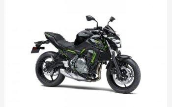 2019 Kawasaki Z650 for sale 200646293