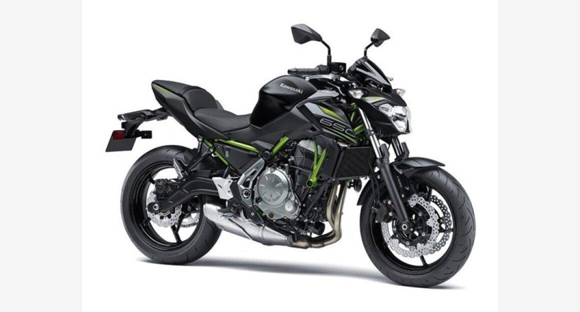 2019 Kawasaki Z650 for sale 200647521