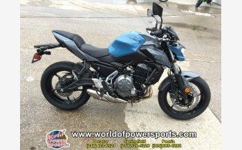 2019 Kawasaki Z650 ABS for sale 200654193