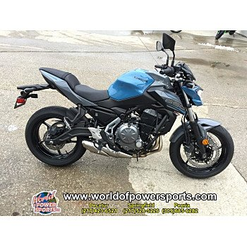 2019 Kawasaki Z650 ABS for sale 200654193