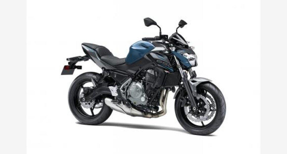 2019 Kawasaki Z650 ABS for sale 200660566