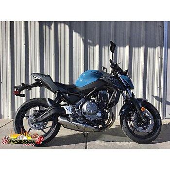 2019 Kawasaki Z650 ABS for sale 200661964