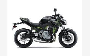 2019 Kawasaki Z650 for sale 200666548