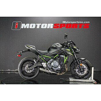 2019 Kawasaki Z650 for sale 200675362