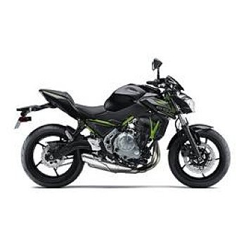 2019 Kawasaki Z650 for sale 200681131