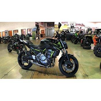2019 Kawasaki Z650 for sale 200681323