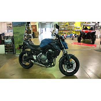 2019 Kawasaki Z650 ABS for sale 200691190