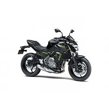2019 Kawasaki Z650 ABS for sale 200691504