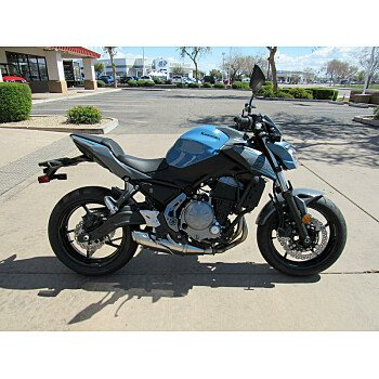 2019 Kawasaki Z650 ABS for sale 200694908