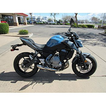 2019 Kawasaki Z650 for sale 200699845