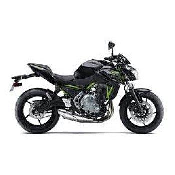 2019 Kawasaki Z650 ABS for sale 200703581