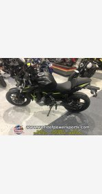 2019 Kawasaki Z650 ABS for sale 200660392