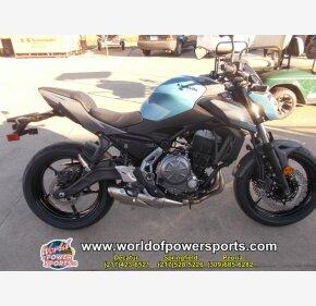 2019 Kawasaki Z650 for sale 200663295