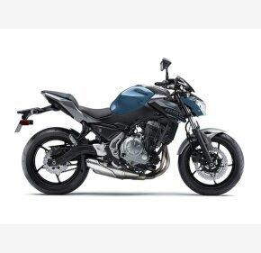 2019 Kawasaki Z650 for sale 200672109