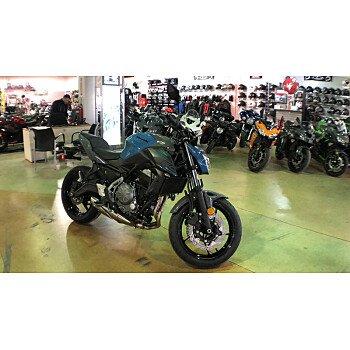 2019 Kawasaki Z650 for sale 200693979