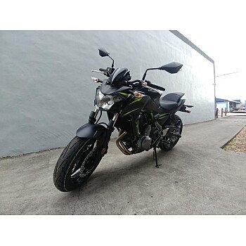2019 Kawasaki Z650 for sale 200694668