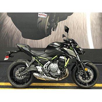 2019 Kawasaki Z650 for sale 200714518
