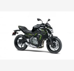 2019 Kawasaki Z650 ABS for sale 200732163
