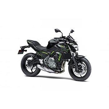 2019 Kawasaki Z650 ABS for sale 200732163