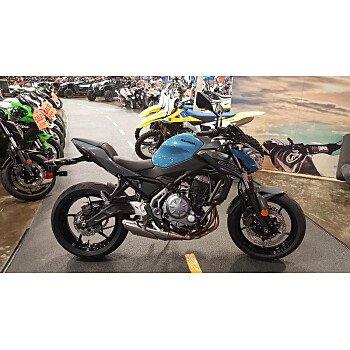 2019 Kawasaki Z650 ABS for sale 200741206