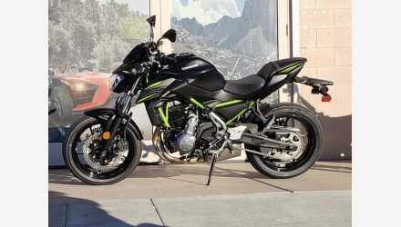 2019 Kawasaki Z650 for sale 200764029