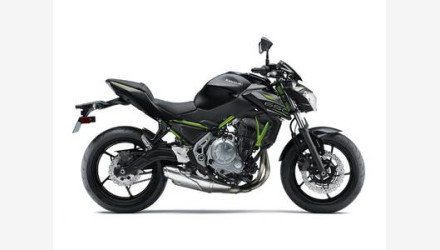 2019 Kawasaki Z650 ABS for sale 200770470