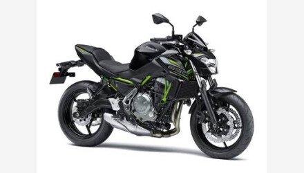 2019 Kawasaki Z650 for sale 200771806
