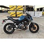 2019 Kawasaki Z650 for sale 200813619